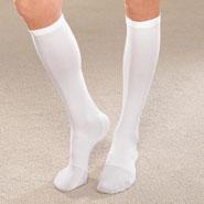 Poor Circulation - Anti-Embolism Knee Highs