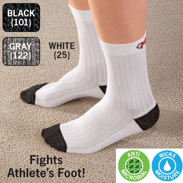 Athletes Foot Control Socks