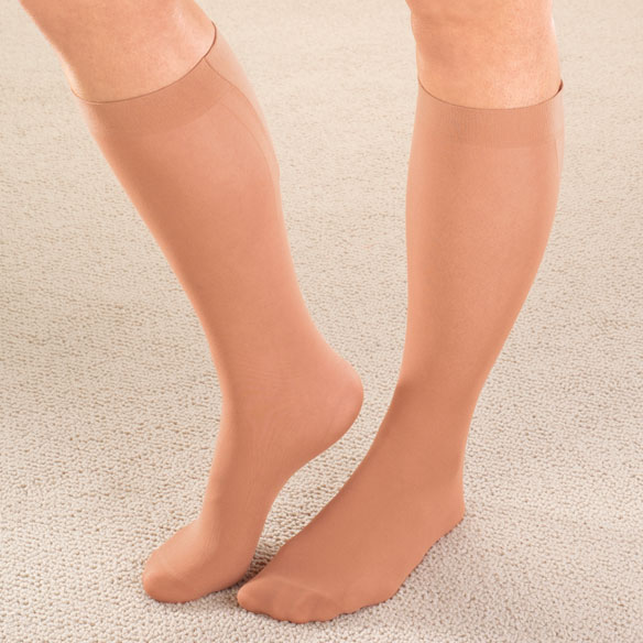 Calf Support Trouser Socks - View 1