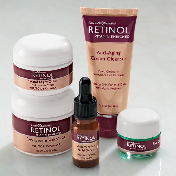skincare cosmetics retinol anti aging system easy comforts. Black Bedroom Furniture Sets. Home Design Ideas