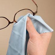 Reading Aids - Microfiber Optical Cleaning Cloth
