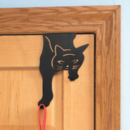 Home Necessities - Over the Door Cat Hook