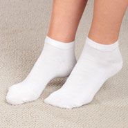 Comfort Footwear - Buster Brown® Low Cut Socks - 3 Pairs