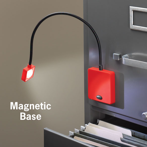 Magnetic Base LED Lamp