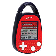 Hobbies & Books - Yahtzee Hand Held Game
