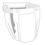 Incontinence - At Ease Belted Undergarment Case