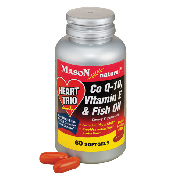 Heart Trio Supplement