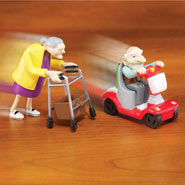 Office & Leisure - Granny/Granddad Dual Pack
