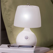 Lighting - LED Motion Sensor Lamp