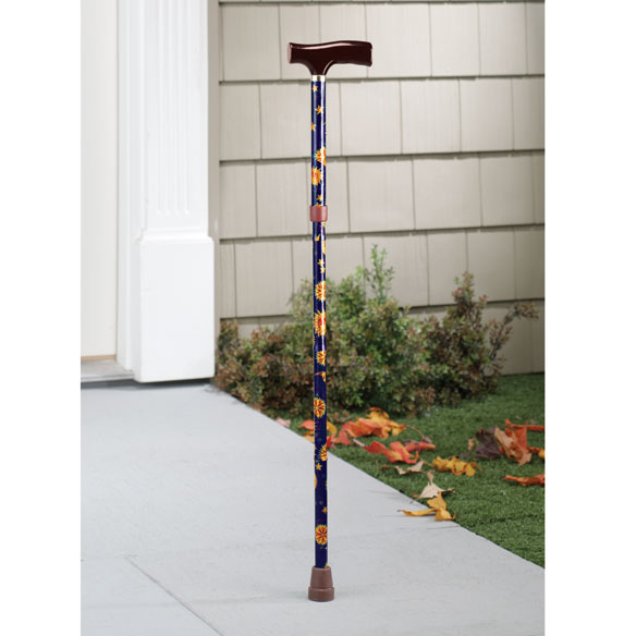 Celestial Travel Folding Cane