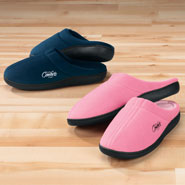 Footwear - Easy Comforts Style™ Memory Foam Slippers