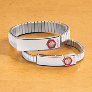 Medicine Storage - Medical ID Bracelet