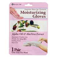 Nu-Pore Moisturizing Gloves, 1 Pair