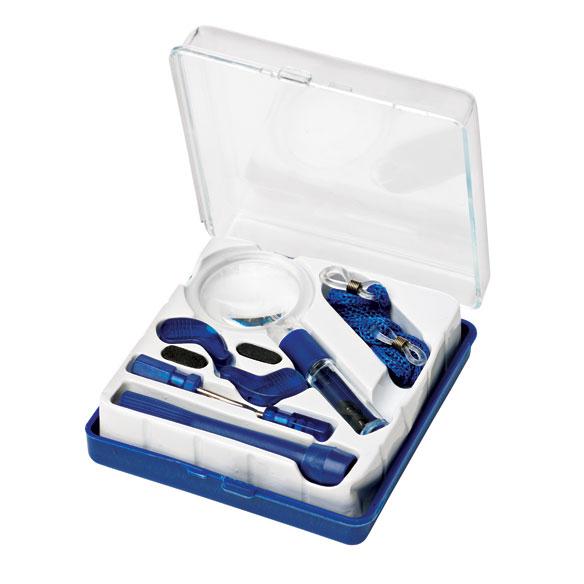 Glasses Repair Kit Meijer : Jumbo Eyeglass Repair Kit - EasyComforts