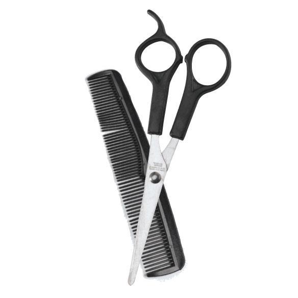 Mustache Grooming Kit