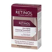 Continuity - Retinol Anti-Aging Cleansing Towelettes