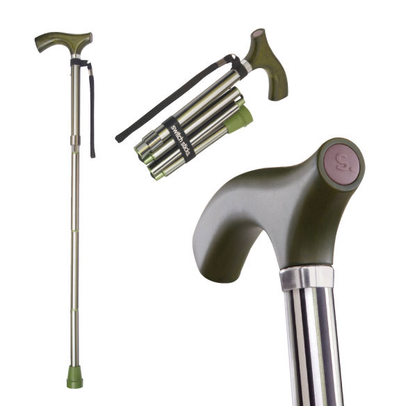 Switch Sticks® Folding Walking Stick