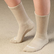 Bamboo Supports - Ecosox® Diabetic Bamboo Socks - 1 Pair