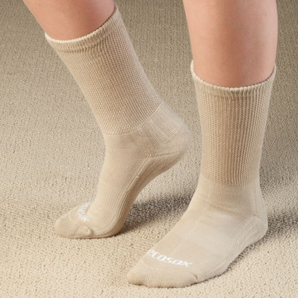 Ecosox® Diabetic Bamboo Socks - 1 Pair