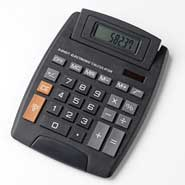 Hobbies & Books - Jumbo Calculator