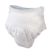 Incontinence - Overnight Protective Underwear - Case