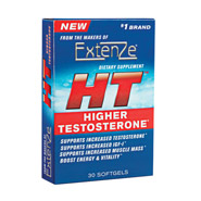 Lack of Energy - Extenze® HT™ - 30 Softgels