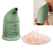 Respiratory Health - Himalayan Salt Air Inhaler