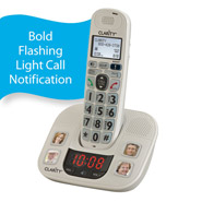 Amplified Low Vision Cordless Phone
