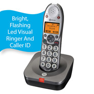 Hearing Aid Compatible Cordless Phone