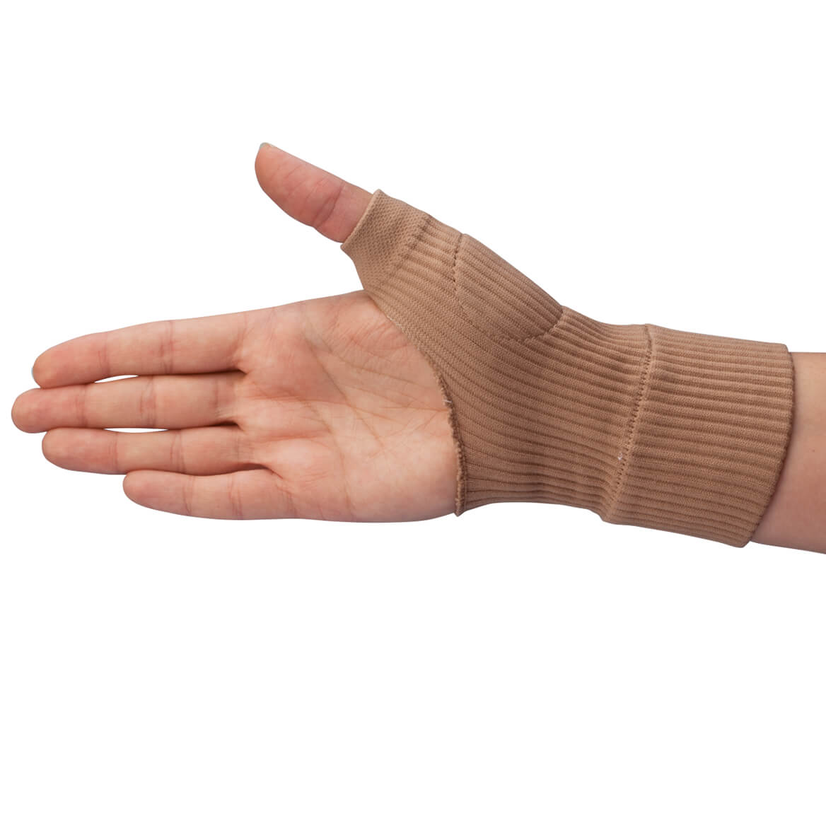 Stretchable Gel Thumb Compression-345029