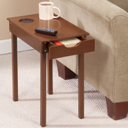 Furniture - Home Theater End Table
