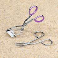 Eyelash Curler and Tweezer Set