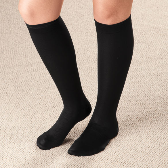 Gabrialla® Compression Knee Highs