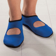 Comfort Footwear - NuFoot Neoprene Mary Jane Shoes