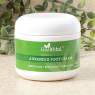 Healthful Advanced Healing Foot Cream