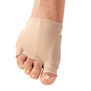 Double Bunion Metatarsal Sleeve