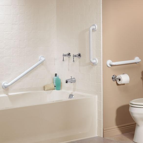 Ada Bathroom Grab Bar Requirements