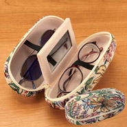Reading Aids - Double Eyeglass Case