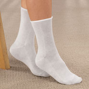 Diabetic Hosiery - Mens Seamfree Diabetic Socks
