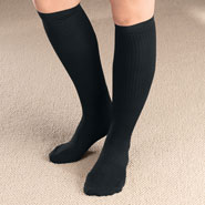 Women's Light Compression Trouser Socks