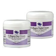 Beauty - Collagen Day Cream & Night Cream