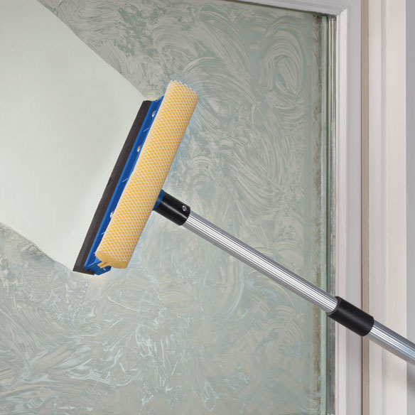 Telescoping Window Squeegee