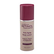 Retinol Anti-Aging Body Lotion