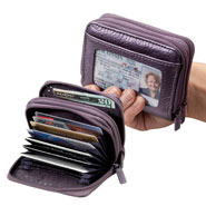 Apparel Accessories - Buxton RFID Accordion Wallet