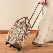 Auto & Travel - Tapestry Rolling Bag