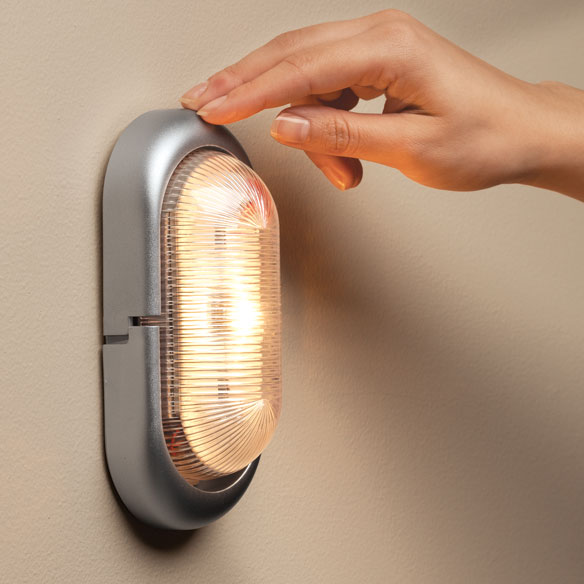 Waterproof Remote Control Wall Lamp