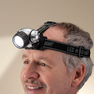 Lighting - LED Headlamp
