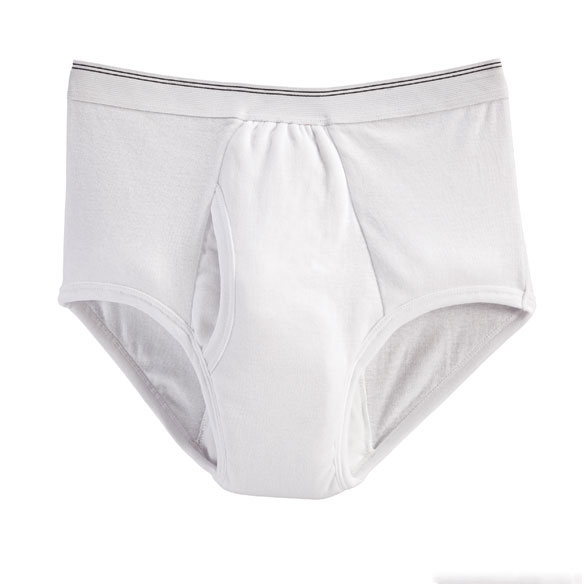 Men's Incontinence Brief - 20 Oz.