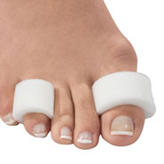Foot Pain - Foam Toe Cushions - Set Of 5