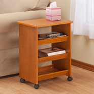 Furniture - Printer Cart & Rolling TV Stand